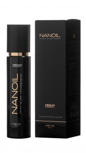 Bestes Hair Oil für die Pflege-nanoil